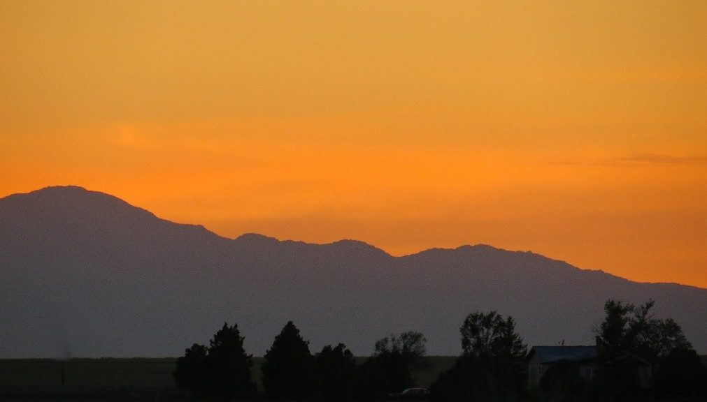 Pikes Peak from The Other Colorado